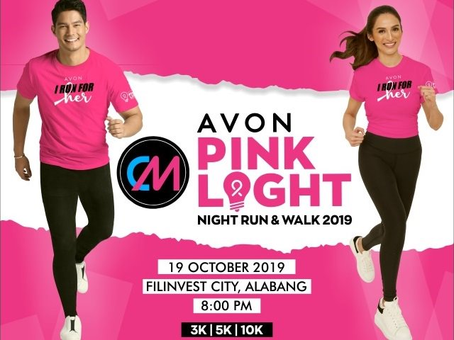 Pink Light Night Run and Walk for Breast Cancer 2019